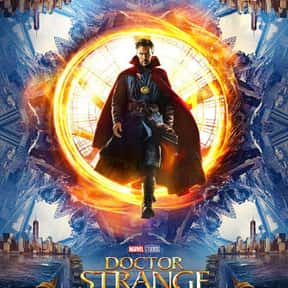 Doctor Strange is listed (or ranked) 2 on the list The Best 3D Films