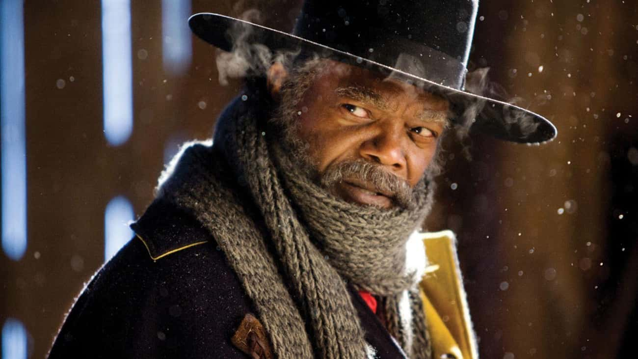 'The Hateful Eight' Was A 'Dja is listed (or ranked) 1 on the list 15 Movies That Were Originally Conceived As Sequels