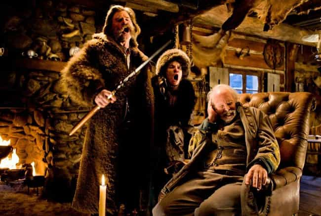 The Hateful Eight is listed (or ranked) 4 on the list The Best Westerns Of The 2010s