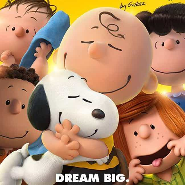 The Peanuts Movie is listed (or ranked) 4 on the list The Best Movies and Series in the Peanuts Franchise