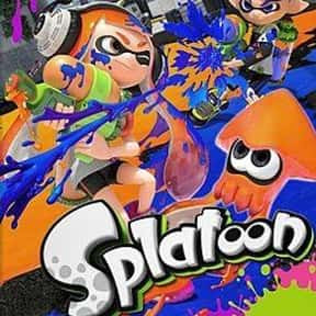 Splatoon is listed (or ranked) 5 on the list The Most Popular Wii U Games Right Now