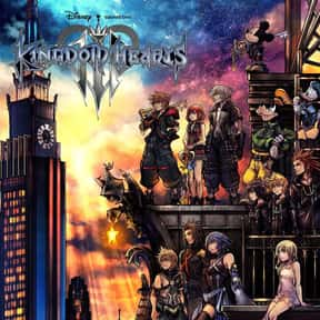 Kingdom Hearts III is listed (or ranked) 16 on the list The Best PS4 Games For Girls