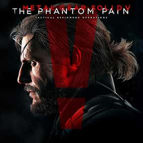 Metal Gear Solid V: The Phanto is listed (or ranked) 20 on the list The Best Games to Stream on Twitch