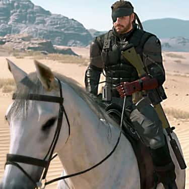Metal Gear Solid V: The Phanto is listed (or ranked) 1 on the list 25 Games You Need To Play If You Loved 'Death Stranding'