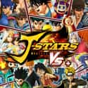 J-Stars Victory Vs is listed (or ranked) 11 on the list The Best PlayStation 4 Anime Games