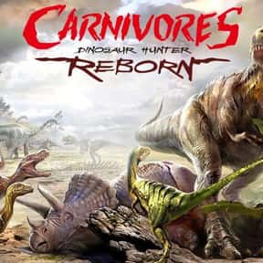 Carnivores: Dinosaur Hunter Re is listed (or ranked) 19 on the list The Best Hunting Games On Steam