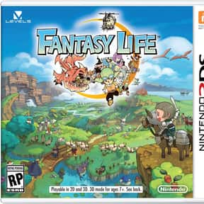 Fantasy Life is listed (or ranked) 22 on the list The Best Nintendo 3DS Games of All Time, Ranked by Fans