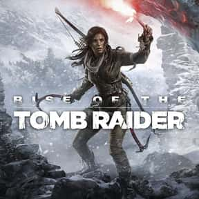 Rise of the Tomb Raider is listed (or ranked) 2 on the list The Best Action Games on Xbox Game Pass