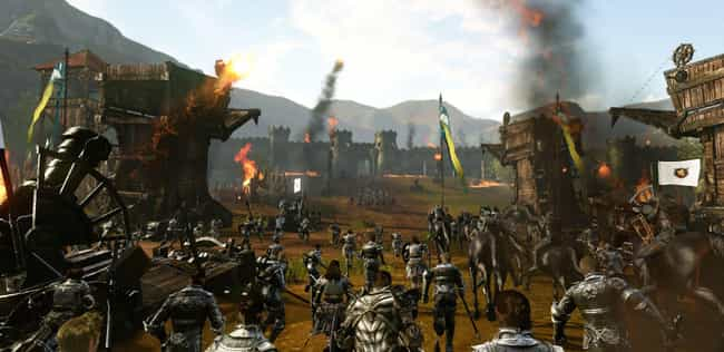 ArcheAge is listed (or ranked) 3 on the list 10 Hyped-Up RPGs That Are Extremely Overrated