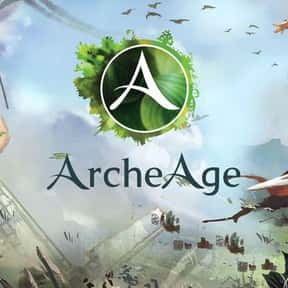 Archeage is listed (or ranked) 17 on the list The Most Popular MMORPG Video Games Right Now