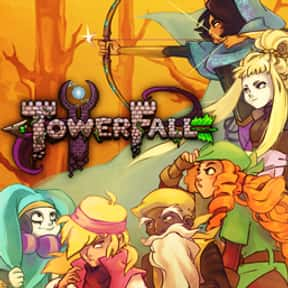 TowerFall is listed (or ranked) 14 on the list The Best Co-op Games For Nintendo Switch