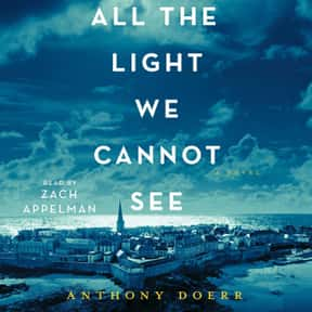 All the Light We Cannot See (2 is listed (or ranked) 14 on the list The Best Pulitzer Prize Winning Novels