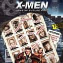 X-Men: Days of Future Past is listed (or ranked) 8 on the list The Greatest Graphic Novels and Collected Editions