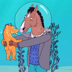 BoJack Horseman is listed (or ranked) 7 on the list The Best Animated Shows On Netflix