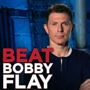 Beat Bobby Flay is listed (or ranked) 22 on the list The Most Exciting Reality Competition Shows Ever Made
