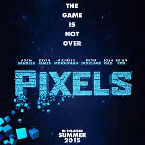 Pixels is listed (or ranked) 25 on the list The Best and Worst of Adam Sandler
