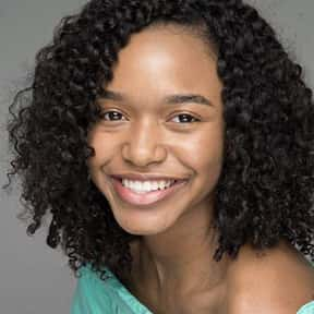 Bailey Tippen is listed (or ranked) 22 on the list The Best Black Actresses Under 25