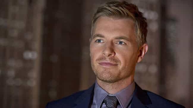Eddie Thawne is listed (or ranked) 8 on the list The Best Characters On 'The Flash'