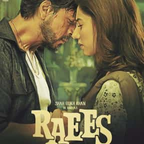 Raees is listed (or ranked) 17 on the list The Best Bollywood Movies on Netflix