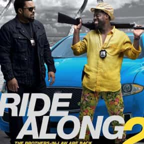 Ride Along 2 is listed (or ranked) 4 on the list The Best Kevin Hart Movies