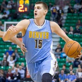 Nikola Jokic is listed (or ranked) 5 on the list The Top 100+ NBA Players Today