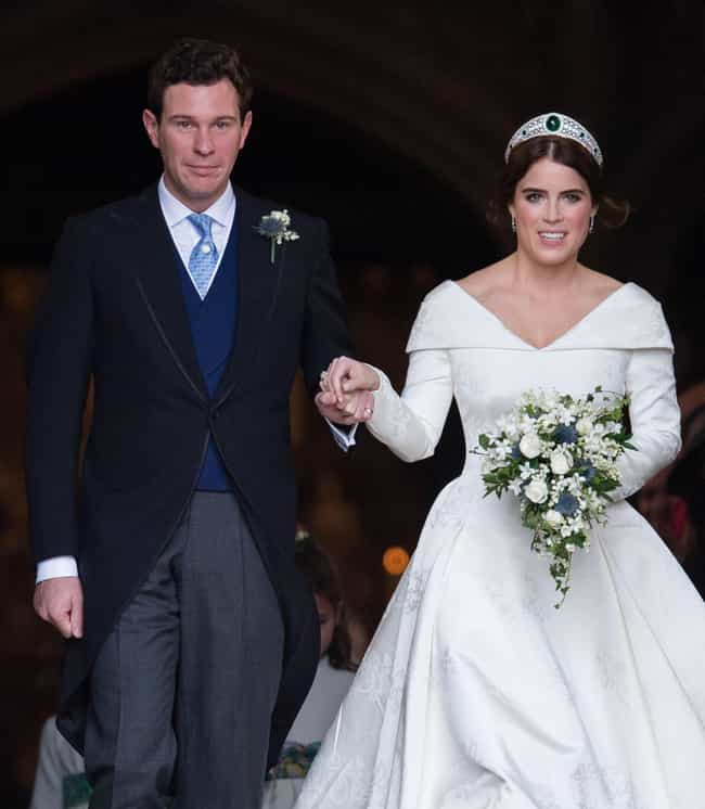 Jack Brooksbank is listed (or ranked) 4 on the list Every Person Who Married Into The Royal Family In The Last Century, Ranked