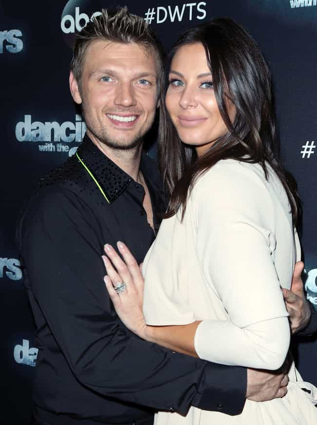 Lauren Kitt is listed (or ranked) 1 on the list Nick Carter Loves and Hookups