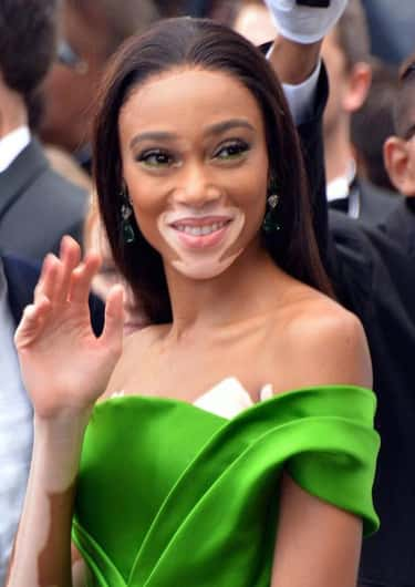Winnie Harlow is listed (or ranked) 1 on the list Wiz Khalifa Loves and Hookups