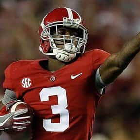 Calvin Ridley is listed (or ranked) 9 on the list The Best Alabama Crimson Tide Football Players of All Time
