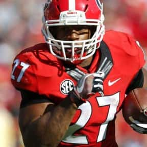 Nick Chubb is listed (or ranked) 2 on the list The Best Georgia Bulldogs Running Backs of All Time