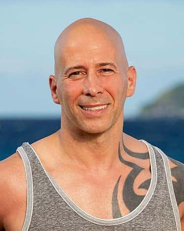 Tony Vlachos is listed (or ranked) 1 on the list Who Will Win 'Survivor: Winners At War'?
