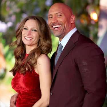 Lauren Hashian is listed (or ranked) 1 on the list Dwayne Johnson Loves and Hookups