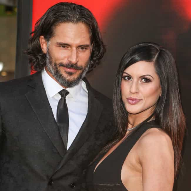 Bridget Peters is listed (or ranked) 2 on the list Joe Manganiello Loves and Hookups