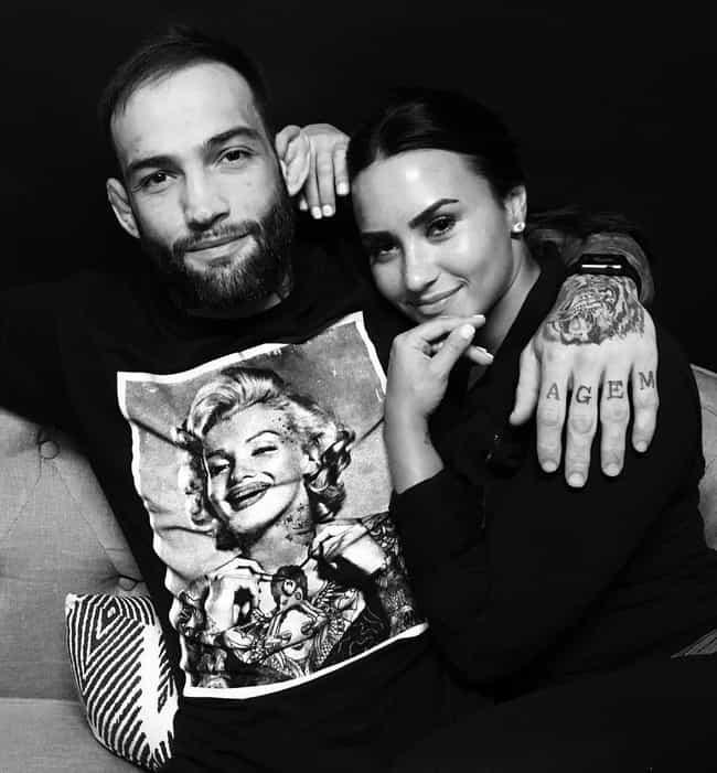 Guilherme Vasconcelos is listed (or ranked) 4 on the list Demi Lovato's Loves & Hookups