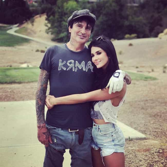 Brittany Furlan is listed (or ranked) 1 on the list Women Who Tommy Lee Has Dated