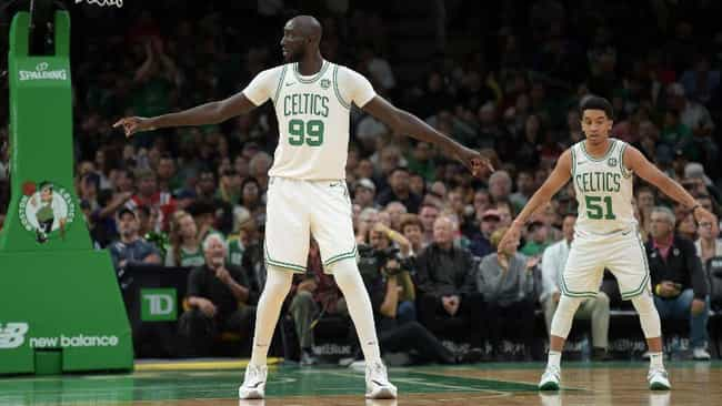 Tacko Fall is listed (or ranked) 4 on the list Every Player Over 7 Feet Tall In The NBA Today, Ranked
