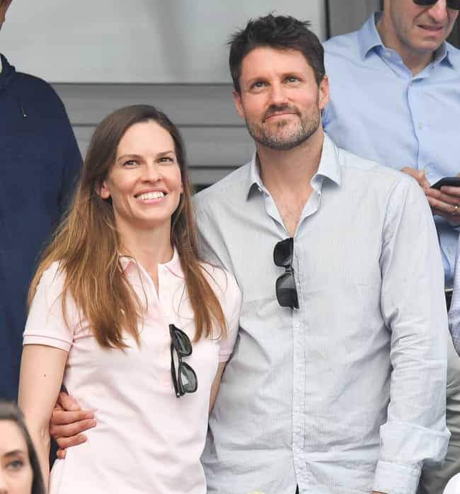 Philip Schneider is listed (or ranked) 1 on the list Hilary Swank Loves and Hookups
