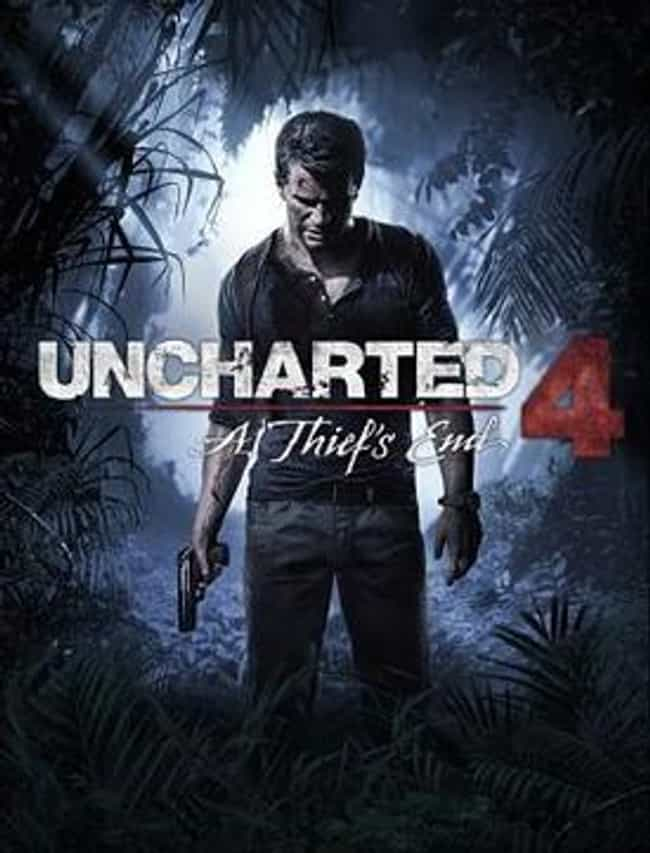 Uncharted 4: A Thief's End is listed (or ranked) 1 on the list The Best Uncharted Games