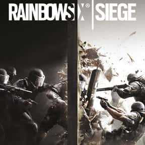 Tom Clancy's Rainbow Six Siege is listed (or ranked) 1 on the list The Best Games to Stream on Twitch