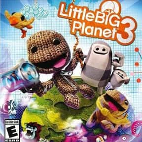 Little Big Planet 3 is listed (or ranked) 7 on the list The Best PS4 Games For Girls