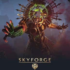 Skyforge is listed (or ranked) 21 on the list The Most Popular MMORPG Video Games Right Now