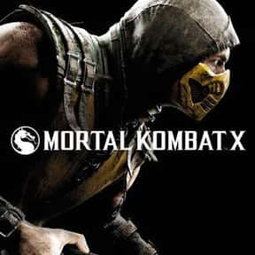 Mortal Kombat X is listed (or ranked) 2 on the list The Greatest Fighting Games Ever Made