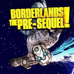 Borderlands: The Pre-Sequel! is listed (or ranked) 23 on the list The Best PlayStation 4 Action Games
