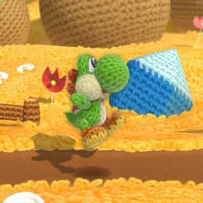 Yoshi's Woolly World is listed (or ranked) 8 on the list The Most Popular Wii U Games Right Now