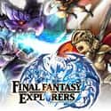 Final Fantasy Explorers is listed (or ranked) 24 on the list The Most Popular RPG Video Games Right Now