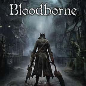 Bloodborne is listed (or ranked) 2 on the list The Best PlayStation 4 Fantasy Games