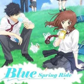 Blue Spring Ride is listed (or ranked) 7 on the list The Best Romance Anime on Hulu
