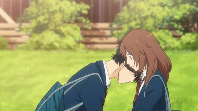 Blue Spring Ride is listed (or ranked) 2 on the list The 15 Best High School Romance Anime