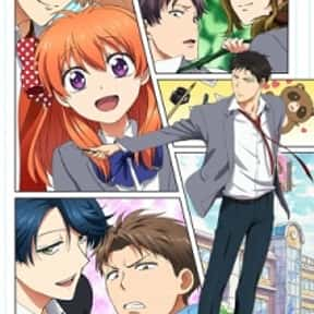 Monthly Girls' Nozaki-kun is listed (or ranked) 18 on the list The Best Anime Like Hinamatsuri