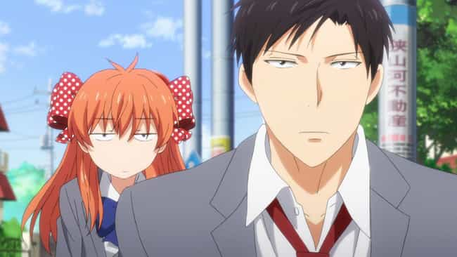 Monthly Girls' Nozaki-kun is listed (or ranked) 4 on the list The Best Anime Like We Never Learn: BOKUBEN